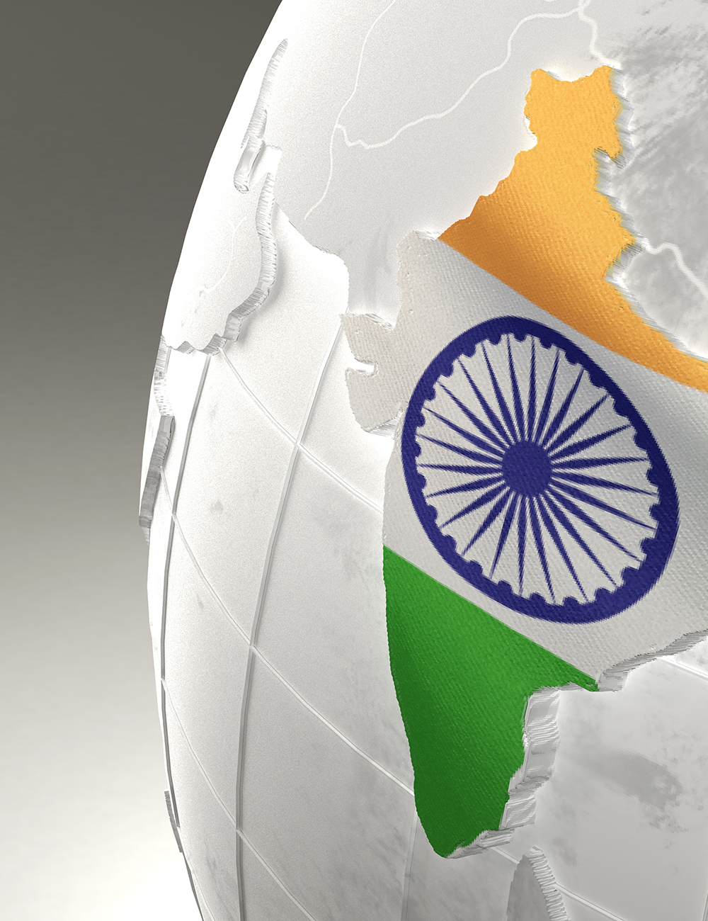 India and the world